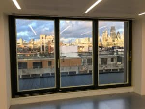 Tried & Tested Curtain Walling System Repair & Respray