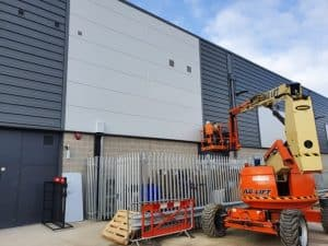 Kingspan Cladding Panel Repair Specialist