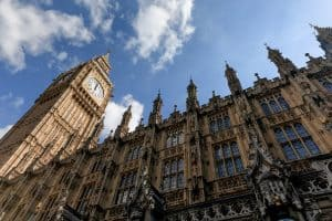 Water Deluge Ends House Of Commons Debate!