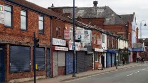 High Streets See Retail Closures At Five-Year High