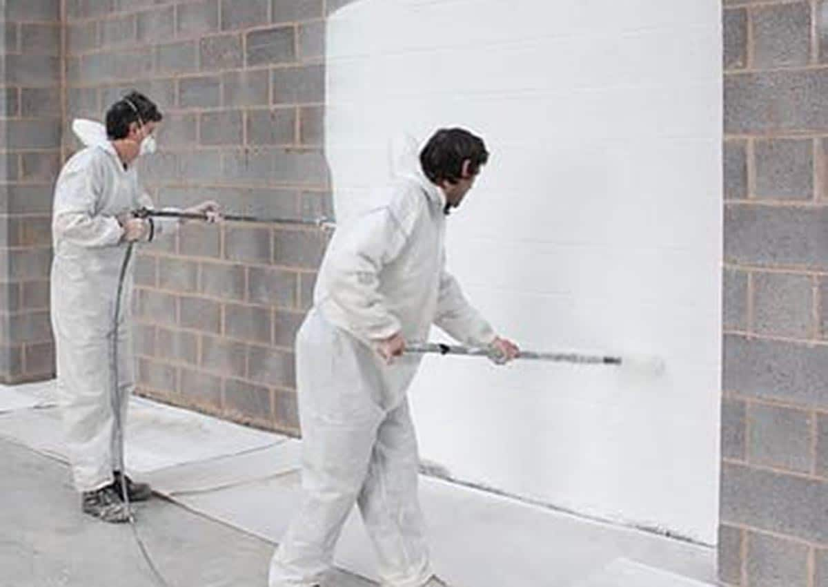 Elite Airtight Painting Concrete Block Walls